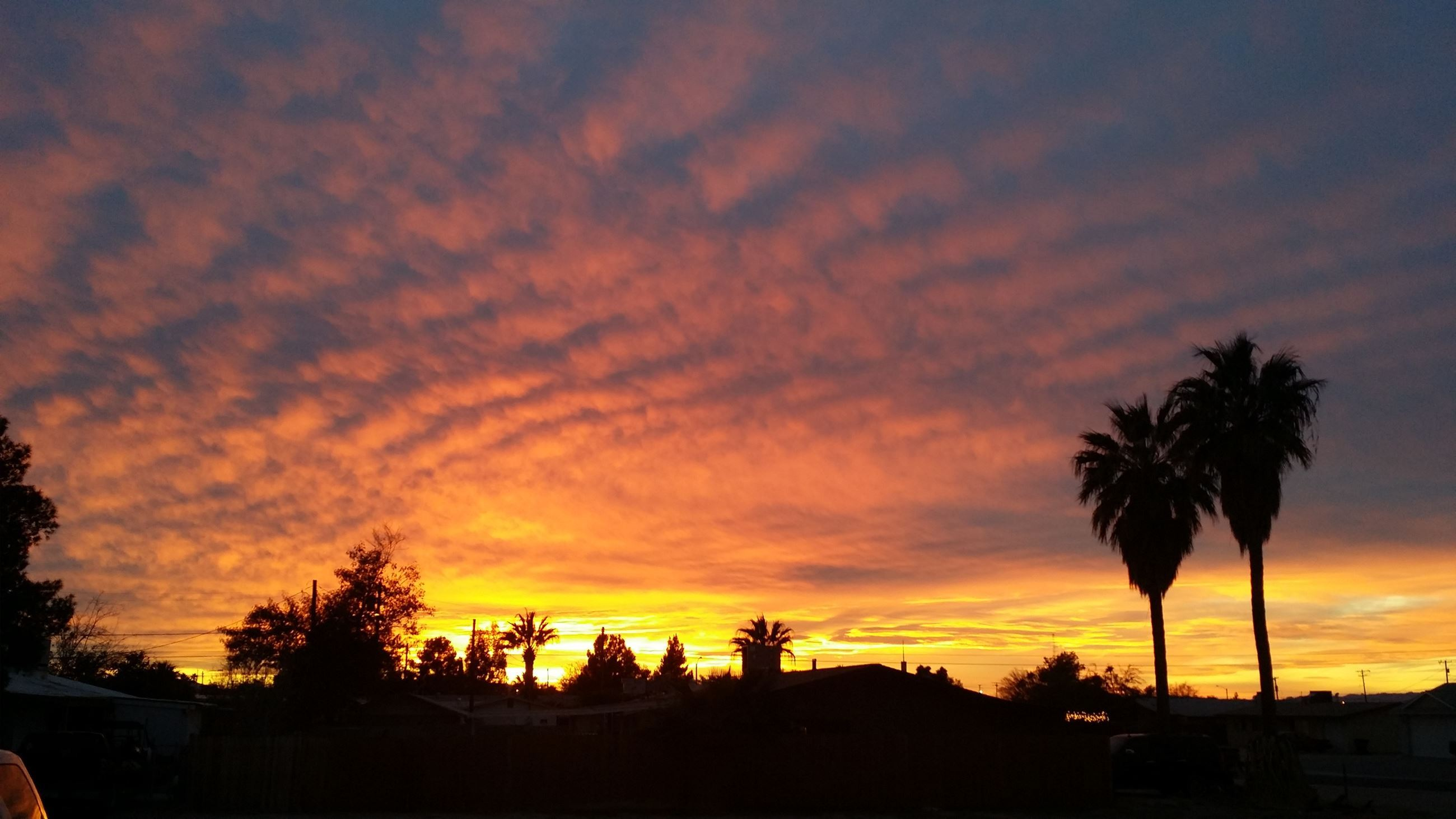 Photo of Parker Sunset